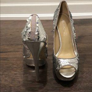 Aldo | Sequin heels